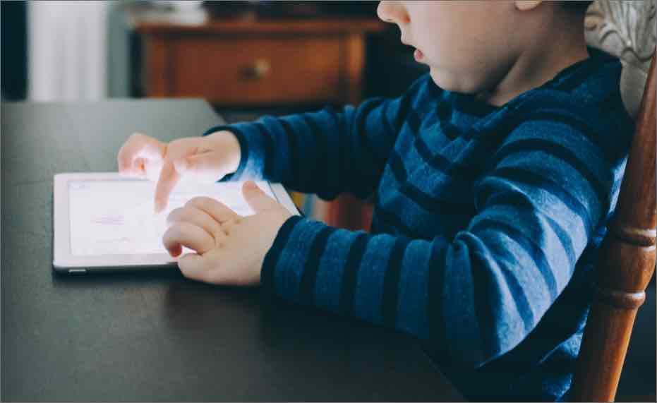 Positive screening - Benefits of screen time for kids