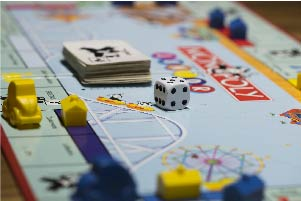 Monopoly - Strategy board game for children