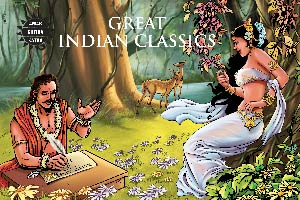 Amar Chitra Katha collection - Must read books for kids